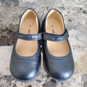 Carter's Black Girls Shoes Size 9